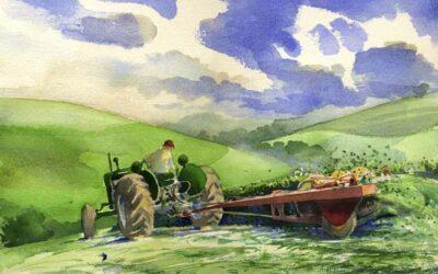 L'agriculture, l'avenir de l'humanité