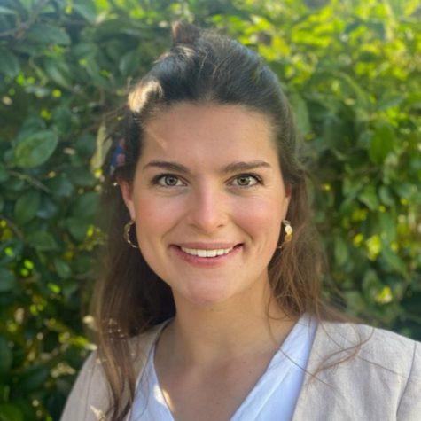 Camille Fournier - Cheffe de projet
