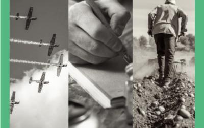 """""""Les trois plus beaux métiers du monde sont aviateur, écrivain et paysan"""""""