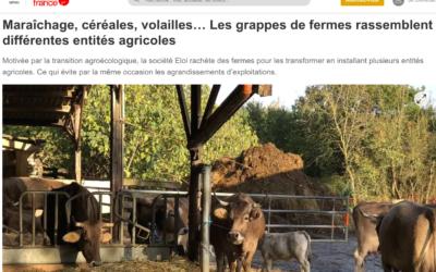 Ouest France parle de nous !