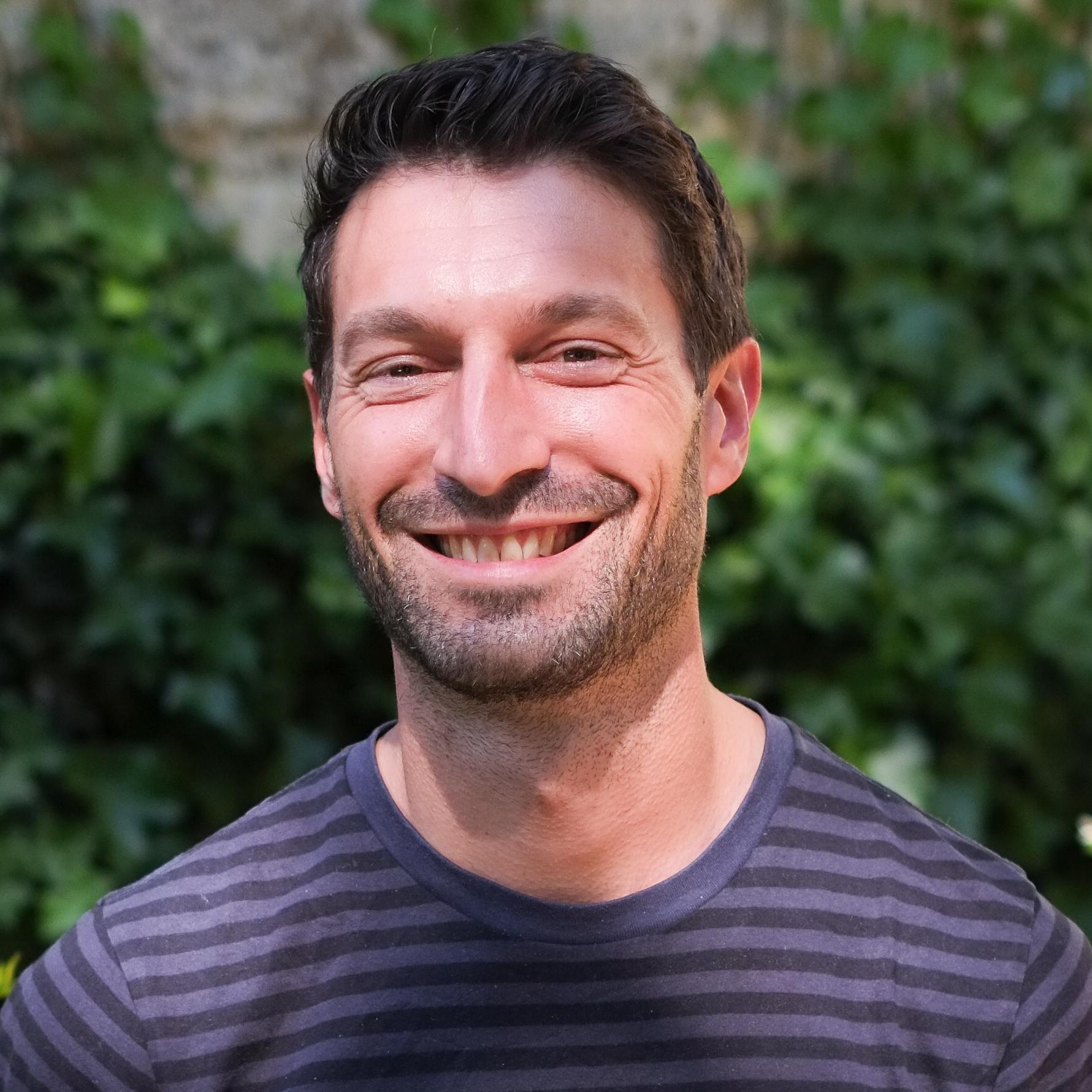 François Moret - Cofondateur